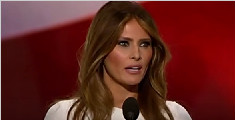 特朗普妻子涉嫌抄袭第一夫人 网友视频引争议