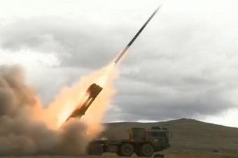 解放军远程火箭炮精度堪比导弹
