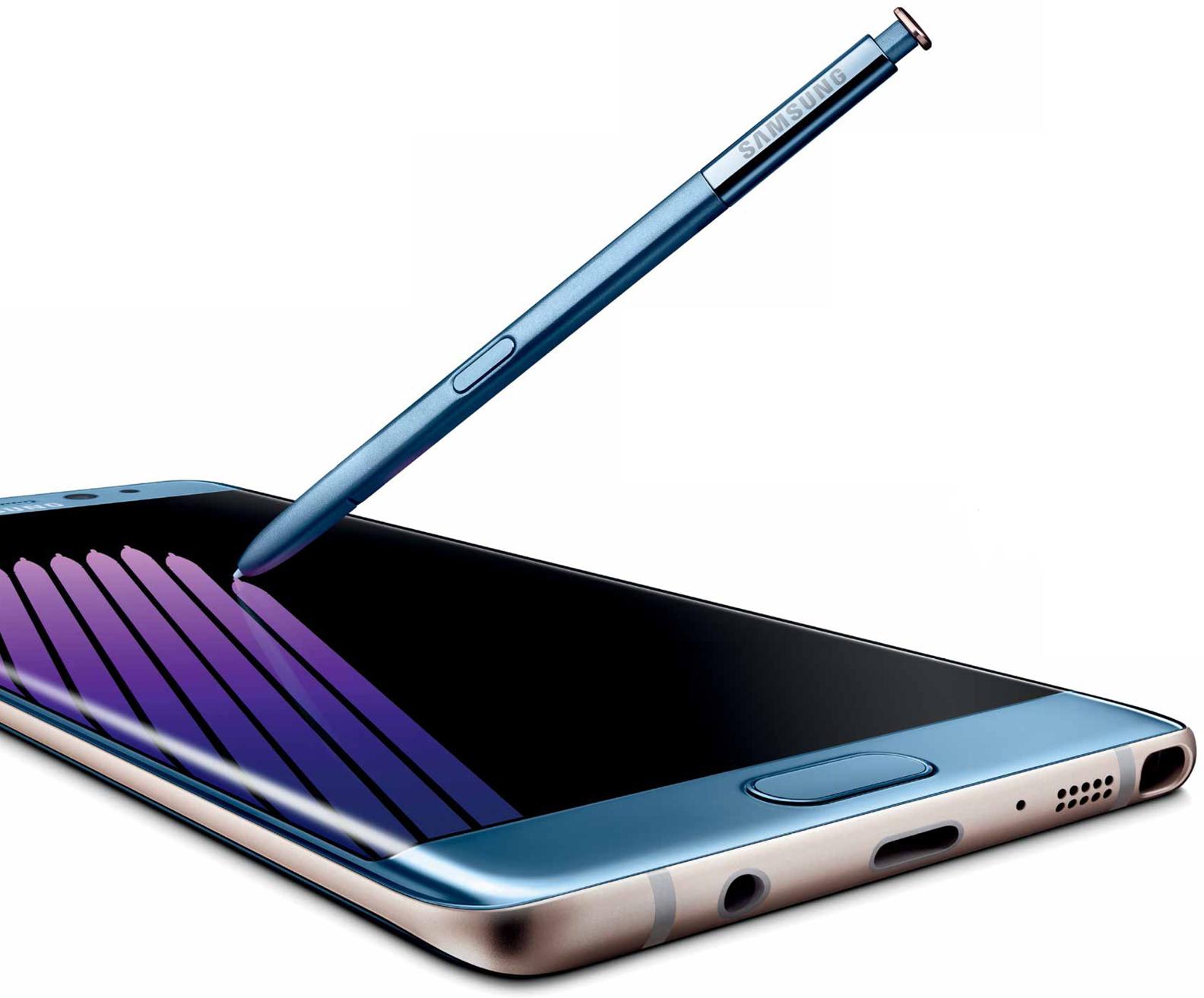 外媒称三星Note 7将引领手机新风向
