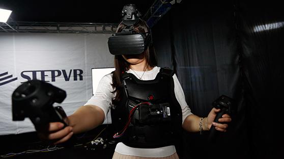 【道听图说】VR网吧?来约一场线下虚拟现实CS