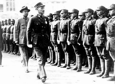 蒋介石宪兵队覆灭真相:撤退暴露驻地遭轰炸