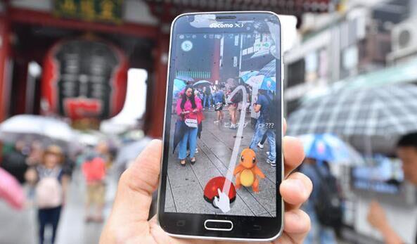 日媒:《精灵宝可梦GO》日本开服 安全性成课题