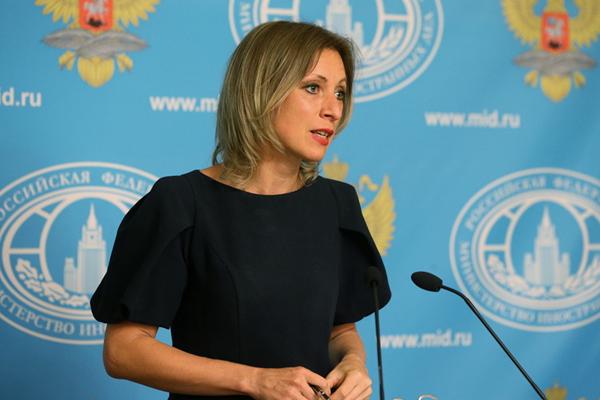 俄外交部发言人:禁止俄田径队赴里约是对体育的犯罪