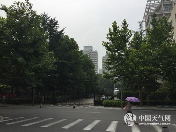 今夜起北京将持续降雨约20小时 北部有大暴雨