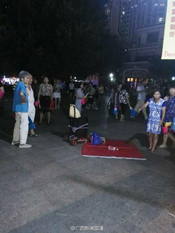 大妈为抢广场舞地盘 武斗打伤73岁奶奶