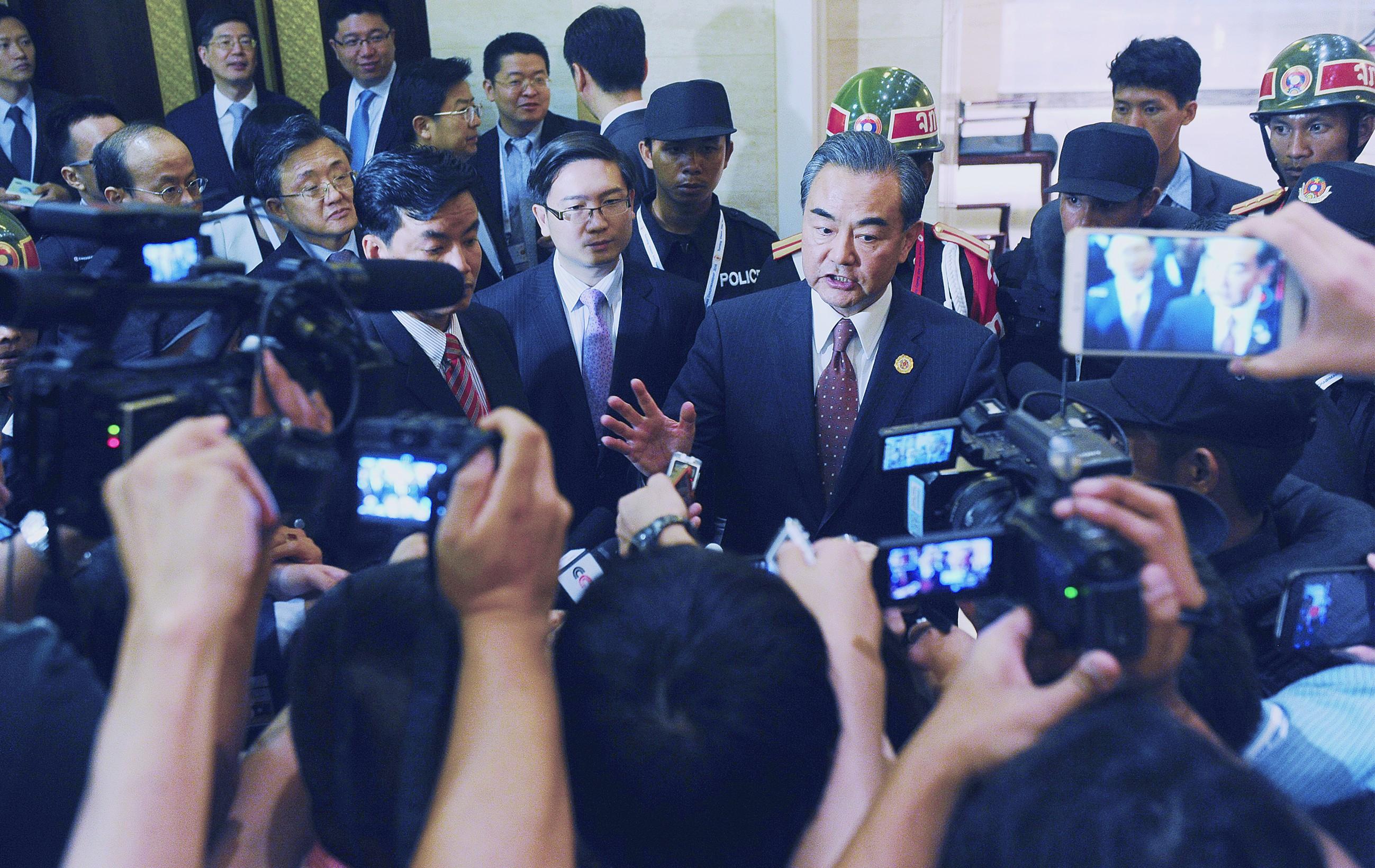 社评:东盟声明不提仲裁,闹剧在徐徐落幕
