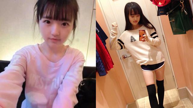 """36岁女子面若少女 被称""""天山童姥""""附体"""