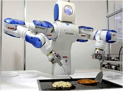 研究称机器人将导致欧洲失去500万就业机会