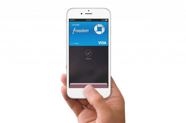Apple Pay使用率超预期:2016年已增长400%