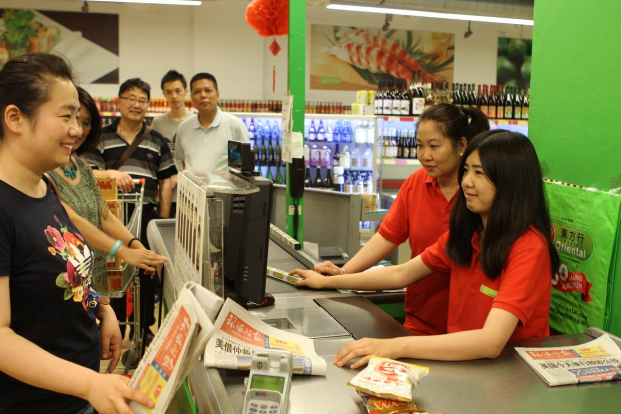 东方行亚洲超市为何异军突起