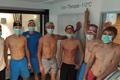 奥地利滑雪队裸身试冷 零下110度冰冻数分钟