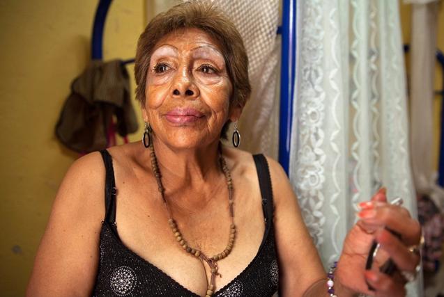 墨西哥失足妇女之家:图记性工作者的晚年生活