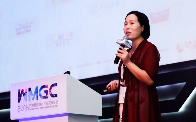 蓝港互动廖明香:泛娱乐企业靠什么决胜?