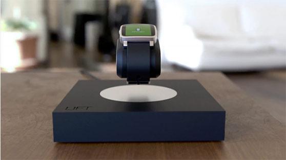Apple Watch 变成悬浮舞动在空中的精灵