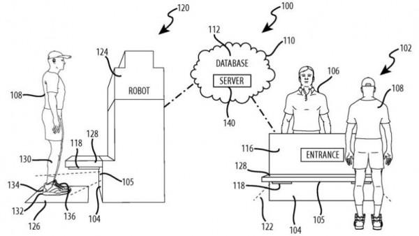 迪斯尼新专利:基于鞋子来追踪主题公园内的游客