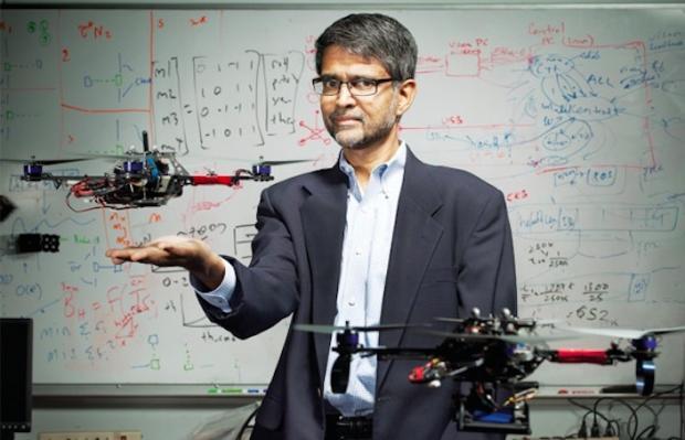 Vijay Kumar:新入行者要掌握学习技巧