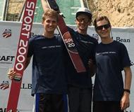 美国滑雪锦标赛罗兹卫冕 杰罗姆女子项目夺冠军