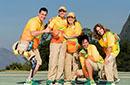 万名志愿者远赴巴西 构建多元文化弘扬奥运精神