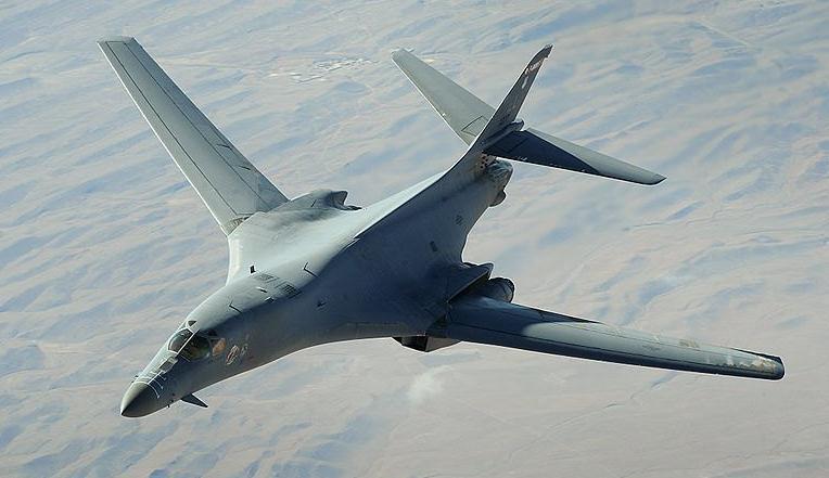 美国将首次在关岛基地部署超音速轰炸机B-1B(图) - 春华秋实 - 春华秋实 开心快乐每一天
