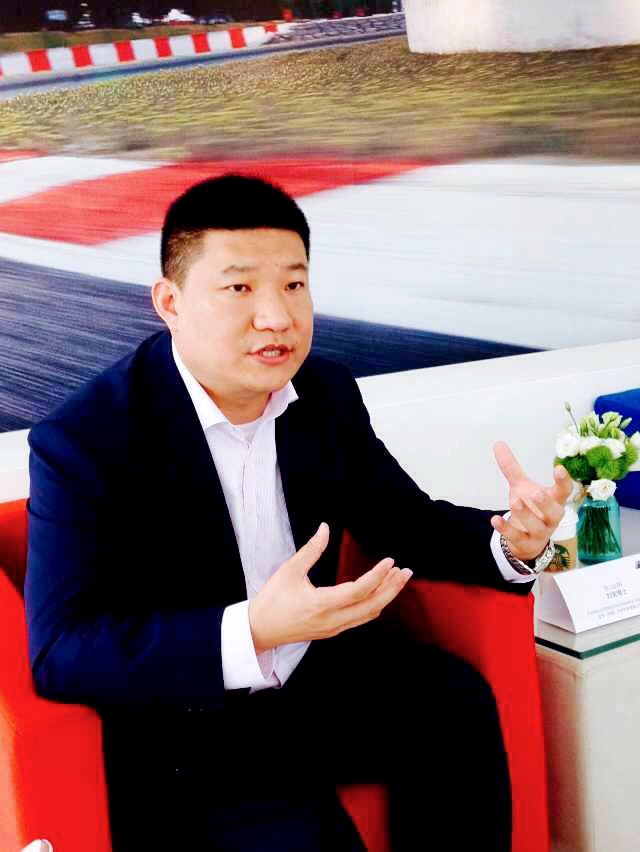刘智:高档车市场回归稳定、健康、可持续发展
