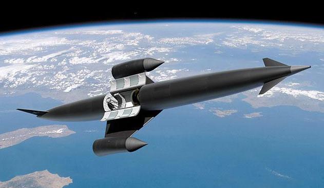 """中国研制""""组合动力飞行器"""":未来或达10倍音速"""