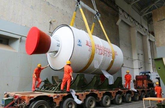 国产最大航天发动机直径三米