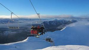 澳洲新西兰高颜值雪场