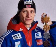 跳台滑雪世界冠军宣布退役 称职业生涯已无动力