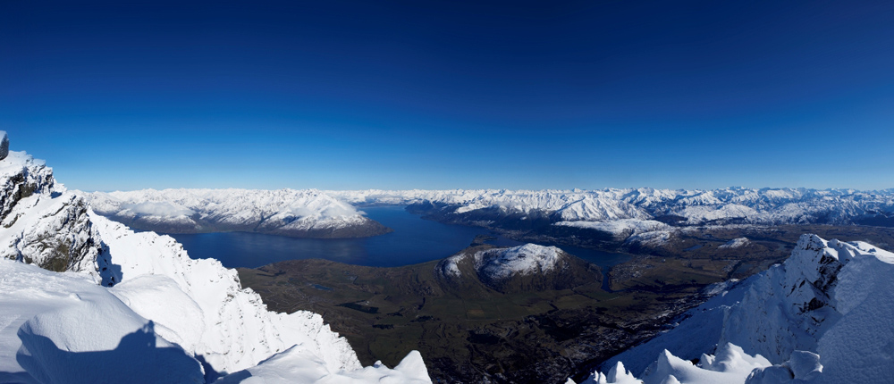 澳洲新西兰的高颜值滑雪场