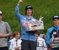 瑞士新场馆举办滑雪国际赛 奥运四冠王仅列第五