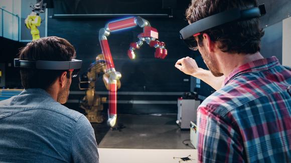 微软HoloLens在北美开卖:不得转售 概不退款!