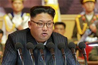 金正恩出席贴身敢死队积极分子大会