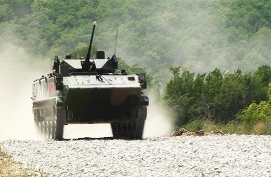中国空降兵夺空降排首阶段第一