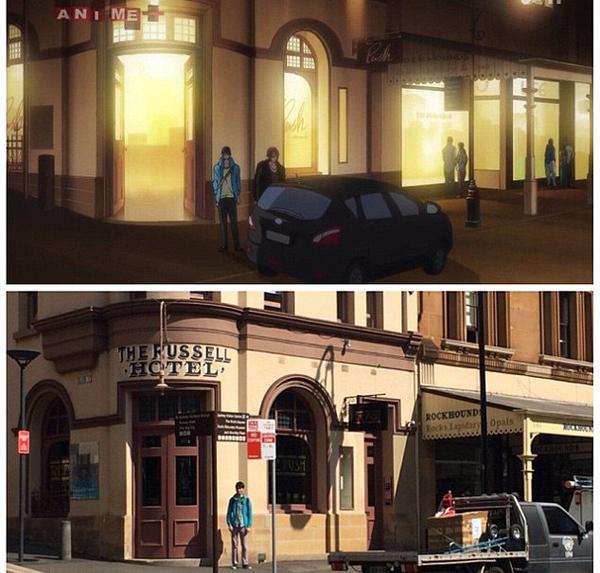 悉尼酒店仿日本漫画装潢引发抢订浪潮