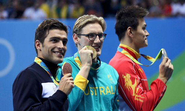 社评:专注比赛,少和犯浑的澳游泳队掰扯