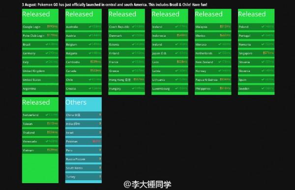 《精灵宝可梦GO》国服或将解锁 服务器状态已更新