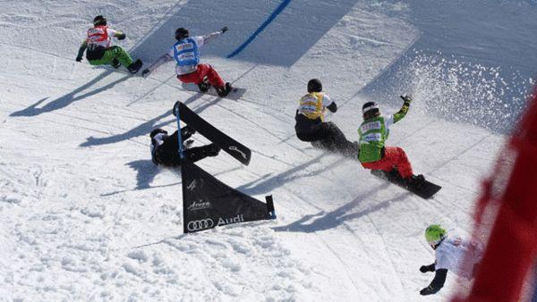 澳大利亚单板滑雪赛开赛在即 世界冠军力图卫冕