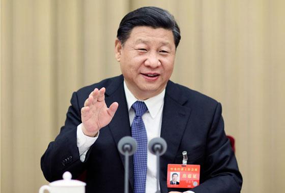 掌舵大国经济习近平引领中国经济开启新航程