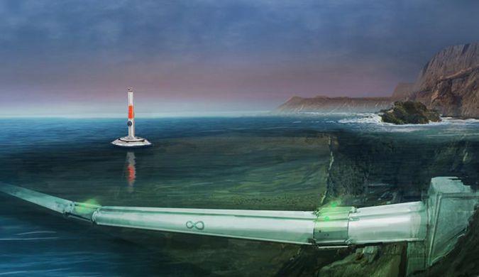 美国超级高铁还要建在水下:时速1300km秒飞机