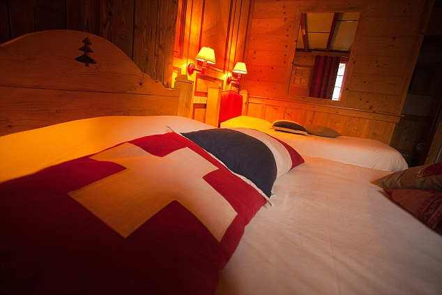 神奇!欧洲一酒店地跨法、瑞两国