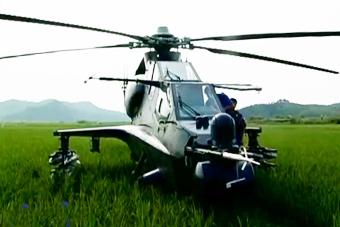 直10在水稻田迫降细节公开 险些解体