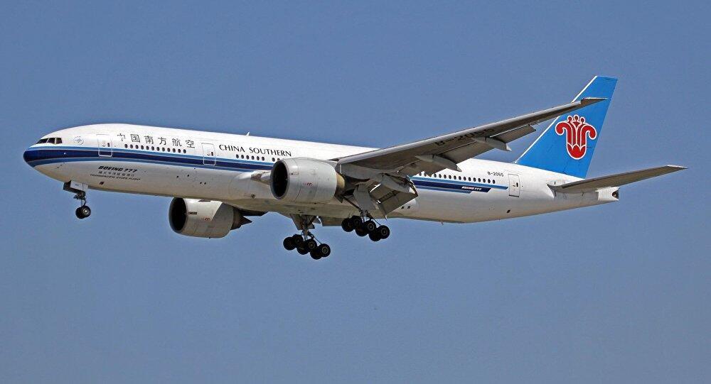 中国南航上榜最受旅客喜爱的航空公司名单