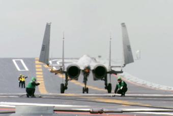 """中国舰载机力量成长实录(五):歼-15""""变身"""""""