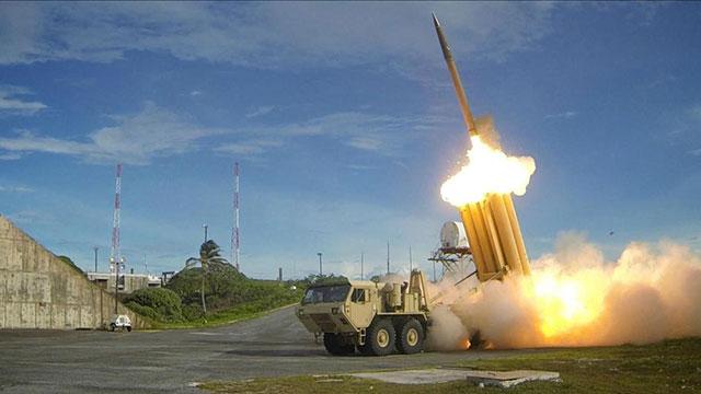 韩媒承认萨德系统可拦截中国1/3东风导弹