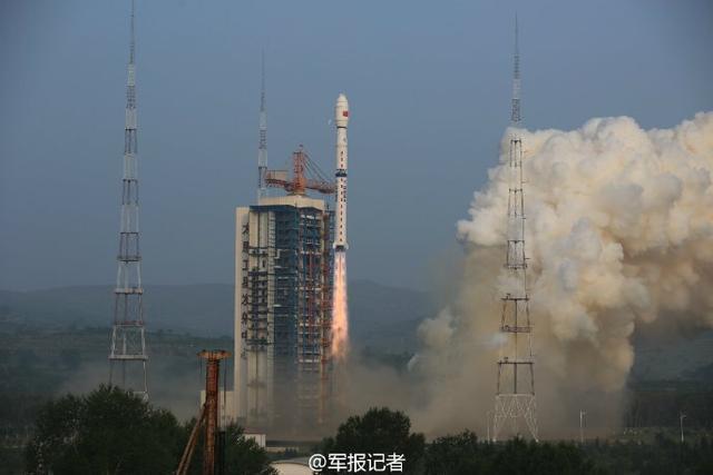 """我国成功发射""""高分三号""""卫星 分辨率达到1米"""