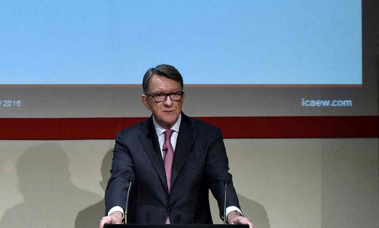 """英前商务大臣:中国不会试图在安全领域""""惹是生非"""""""