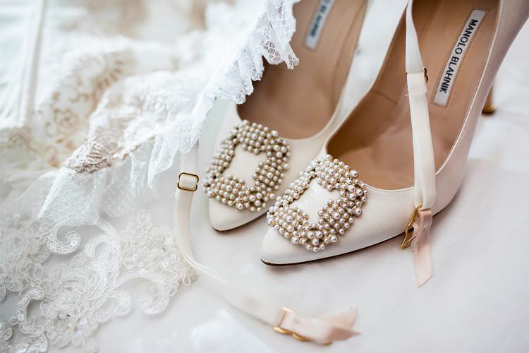 【单品】看到这些鞋子 就想明天结婚
