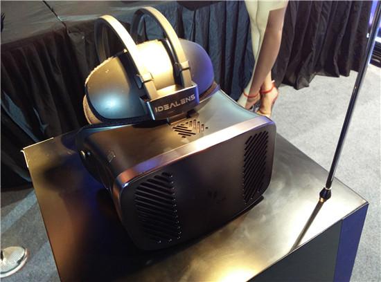 IDEALENS K2系列VR一体机 轻薄舒适佩戴简单