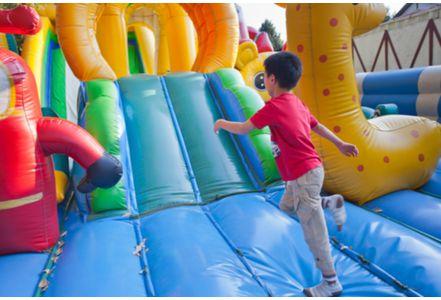 美国研究:充气式儿童乐园存在严重健康隐患
