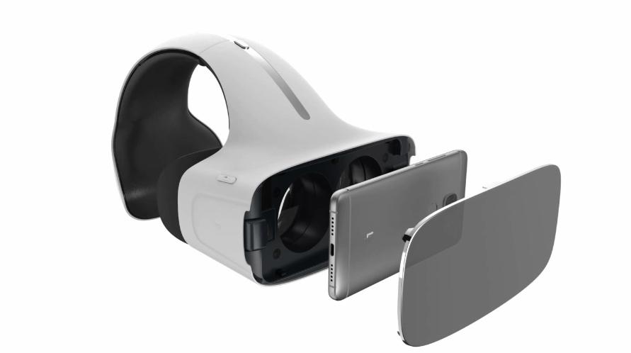 乐视互娱VR游戏中心上线 洪荒之力下五款重磅游戏首发